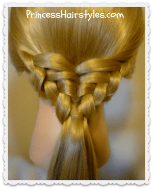 Princess Hairstyle Diy Lice Prevention Tips