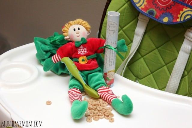 Elf Magic Zachary