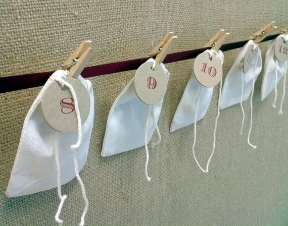 Idea Chic Advent Calendar