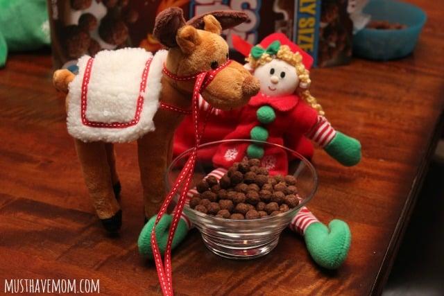 Meredith & Reindeer Magic Elves