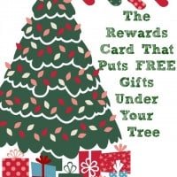 The Rewards Card That Puts FREE Gifts Under Your Tree