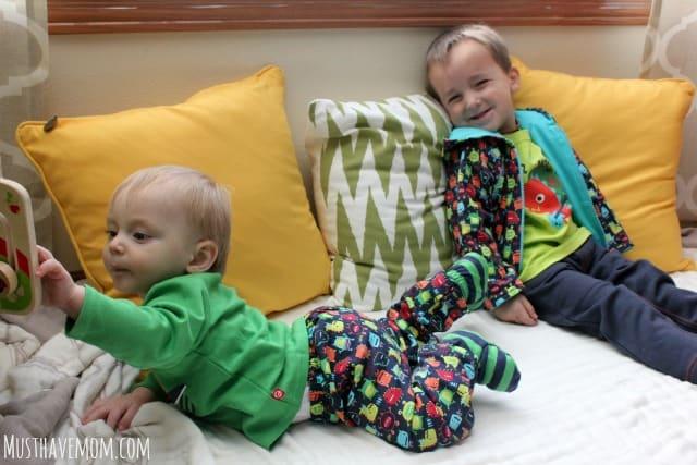 Zutano Wild Things Baby Pants