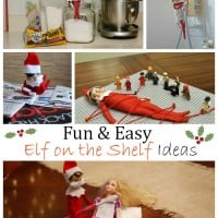 Magic Elves Or Elf on the Shelf Ideas