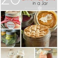 20 of the best Christmas Gifts in a Jar
