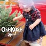 Dressing Kids For The Holidays {+ OshKosh Coupon!}