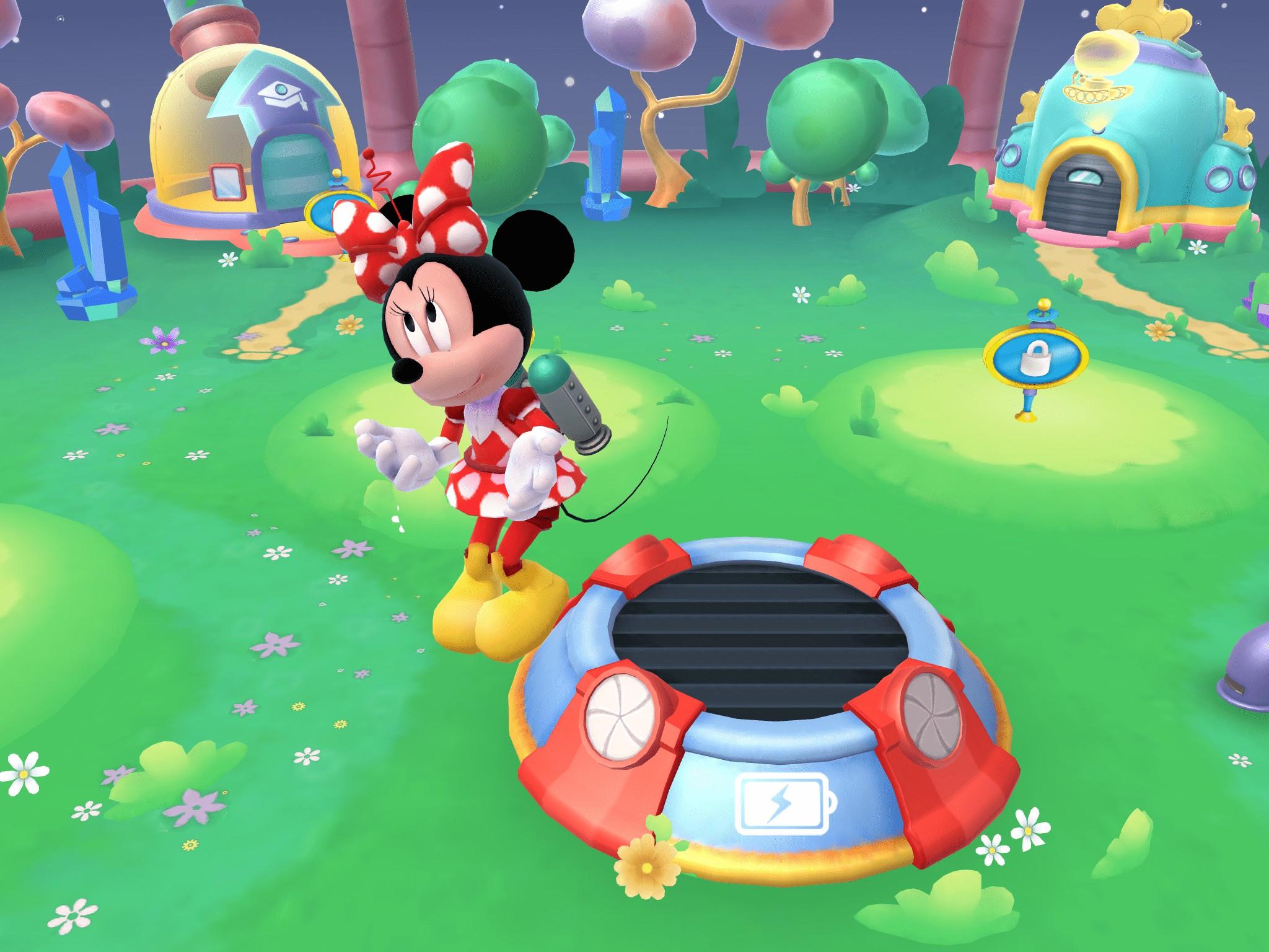 Disney Imagicademy Minnie