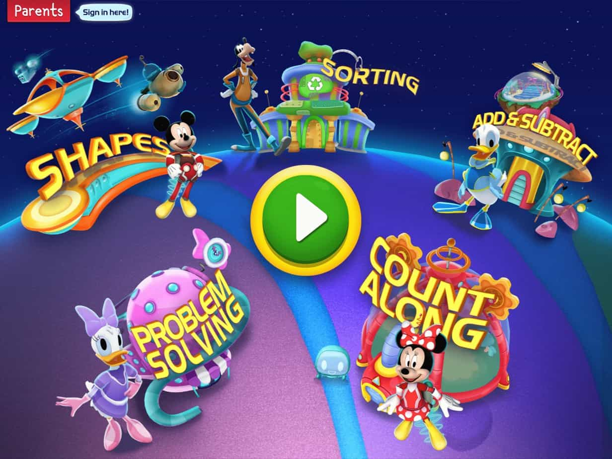 Disney Imagicademy App