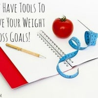 5 Must Have Weight Loss Tools To Make Your Goal Achievable!