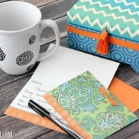 DIY Sharpie Mug Without The Sharpie! DIY Gift For Friends, Teachers & More!