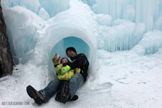 Eden Prairie Ice Slide