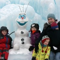 Eden Prairie Minnesota Ice Castles Photos {+Ticket Giveaway!}