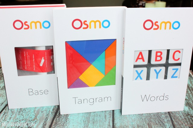 Osmo Base Tangram and Words