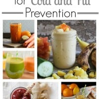 Smoothie & Juicing Recipes for Cold and Flu Prevention