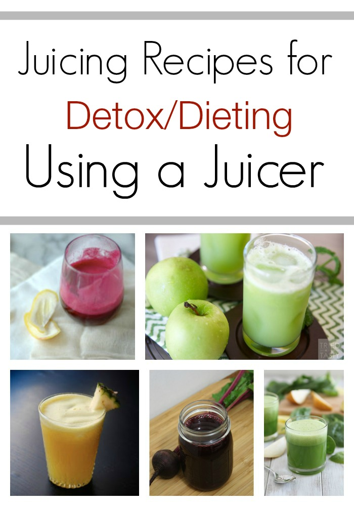 Slow Juicer Recipes For Detox : Juicing Recipes for Detox and Weight Loss!
