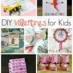 DIY Valentines For Kids To Make & Give