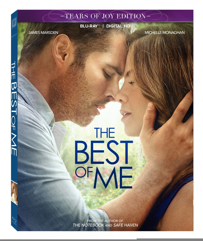 The Best of Me Giveaway