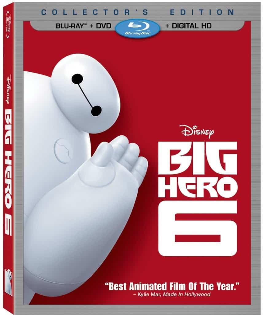 Big Hero 6 Free Printables