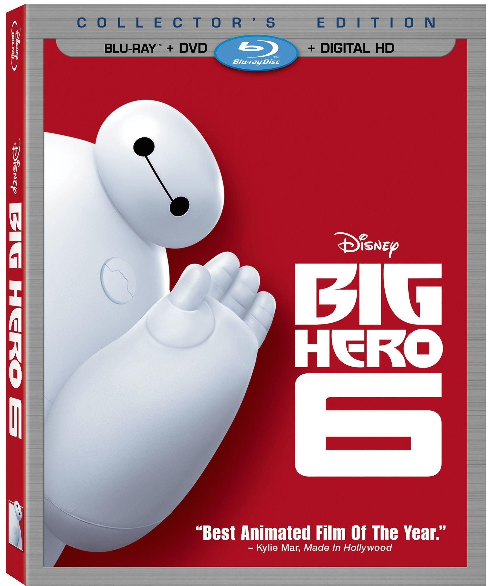 Free Big Hero 6 Printables!