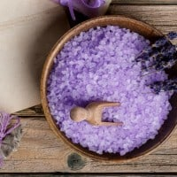 DIY De-Stress Bath Salts Recipe