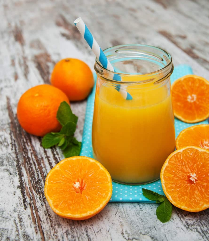5 Benefits To Starting Your Day With Florida Orange Juice
