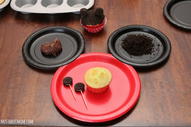 Mickey Mouse Party Food Activity Ideas