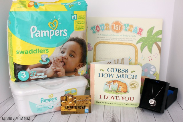 Win this Pampers Prize Pack from Must Have Mom