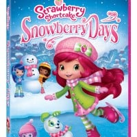 Strawberry Shortcake Free Printable Coloring Pages & Snowberry Days on DVD! {+ Giveaway!}