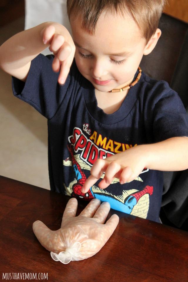 Toddler Sensory Activity