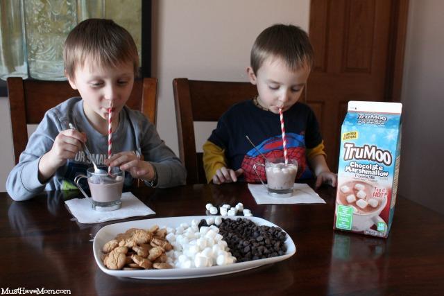 TruMoo Chocolate Marshmallow Special Edition