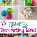 15 Unconventional Easter Egg Decorating Ideas & Awesome Baskets For The Best Easter Ever!