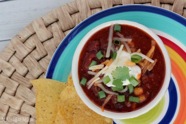 30 minute Taco Soup Recipe
