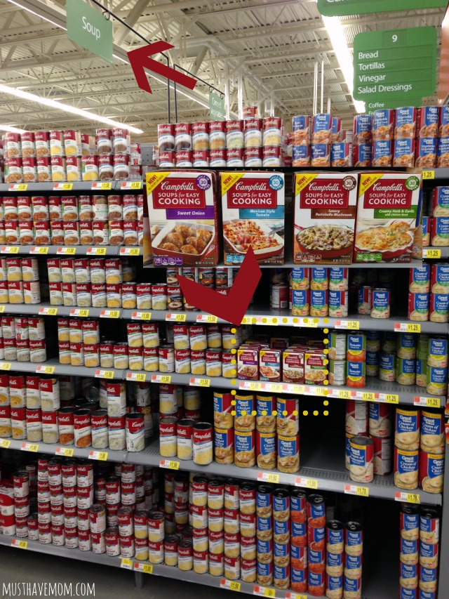 Campbell's Soups For Easy Cooking at Walmart