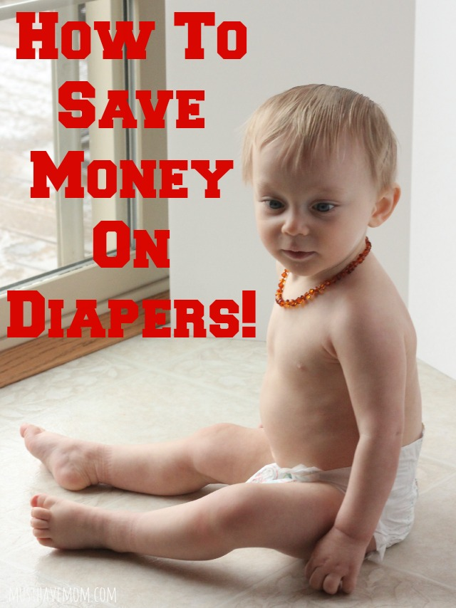 How to Save Money on Diapers!!