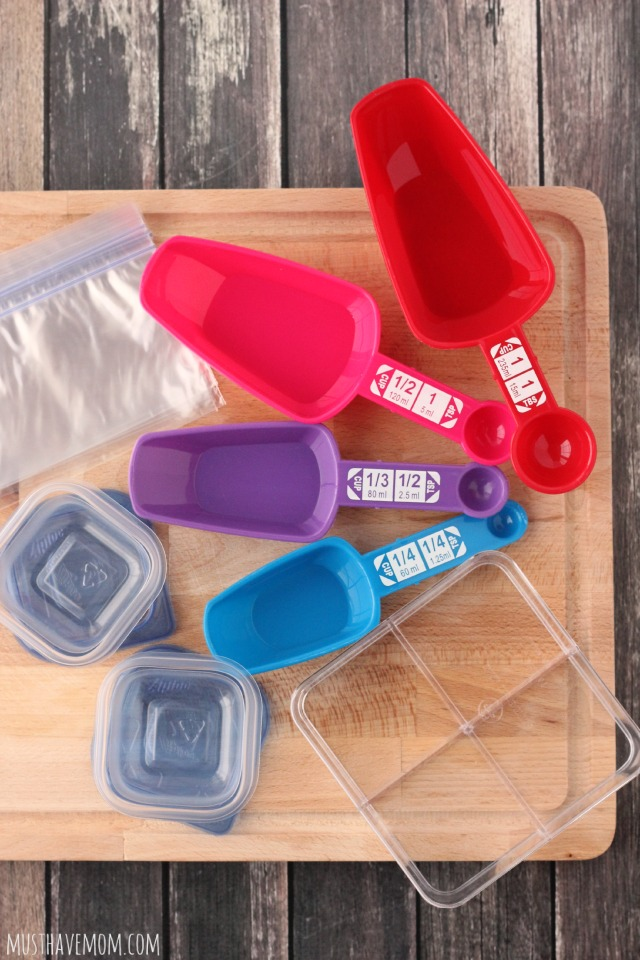 Kitchen Tools For Portion Sizes