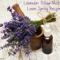 Get Better Sleep With A Proper Pillow & DIY Lavender Pillow Spray