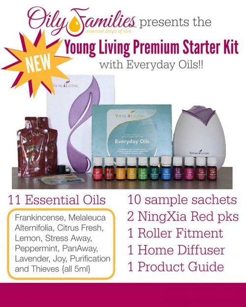 Young Living Starter Kit
