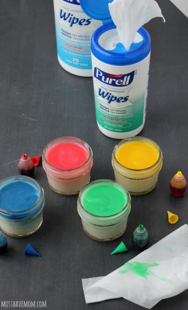 Purell Hand Sanitizing Wipes For Kids Messes