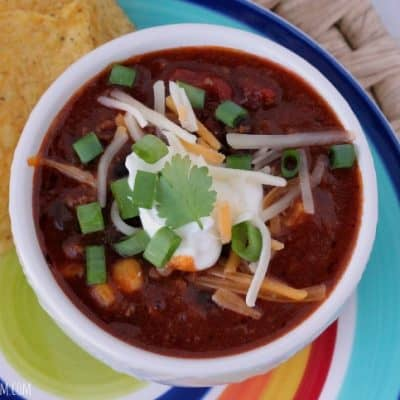 Quick & Easy 30 Minute Taco Soup Recipe