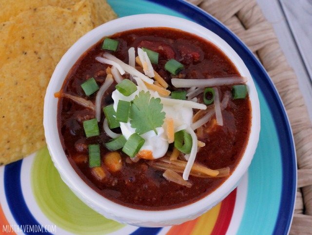 Quick Easy Weeknight Meal! Taco Soup Recipe