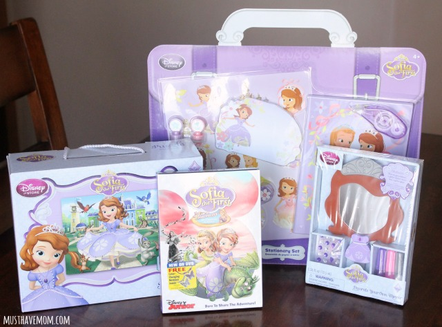 Sofia the First The Curse of Princess Ivy Giveaway