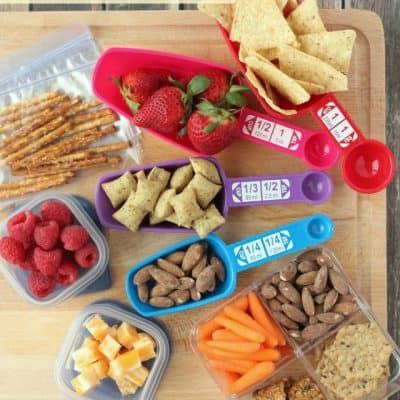 Weight Watchers 1 Point Snacks + Portion Size Tricks!