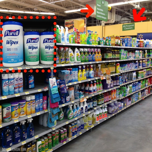 Where to find Purell Hand Sanitizing Wipes