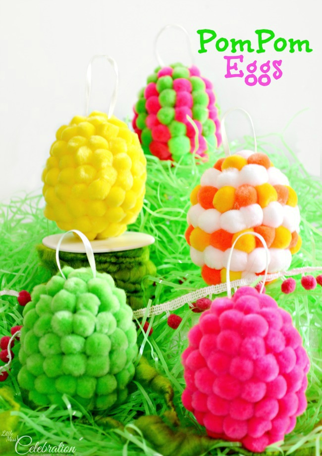 15 Unconventional Easter Egg Decorating Ideas