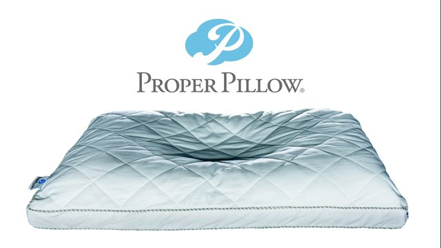 Use the Proper Pillow to eliminate neck pain and poor sleep