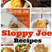 Celebrate National Sloppy Joe Day TODAY With These 10 Delicious Sloppy Joe Recipes
