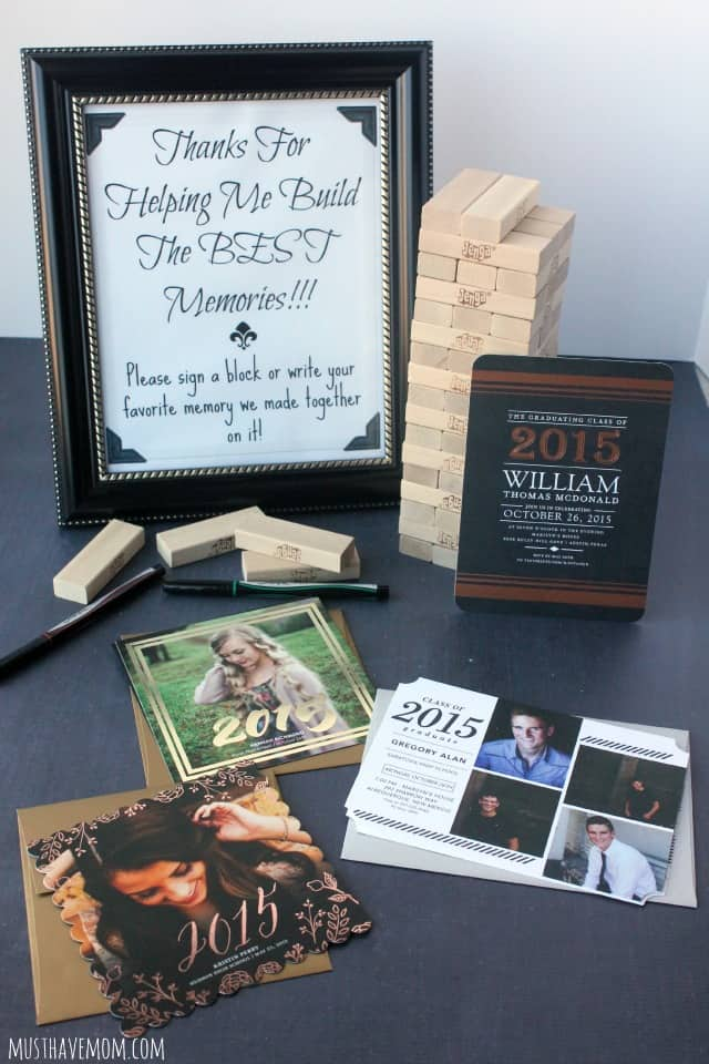 Graduation Announcements & Party Ideas