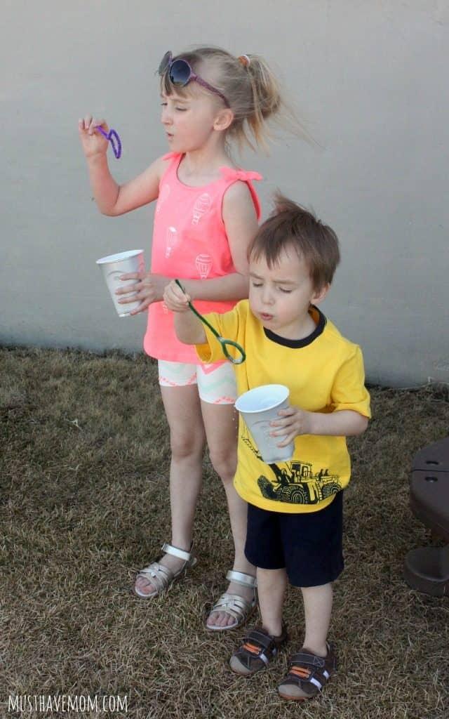 Gymboree Hop N Roll for Siblings