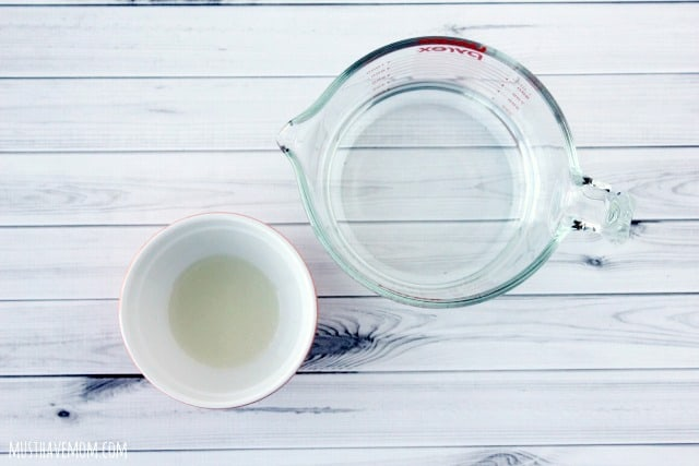 Homemade Face Wipes Ingredients