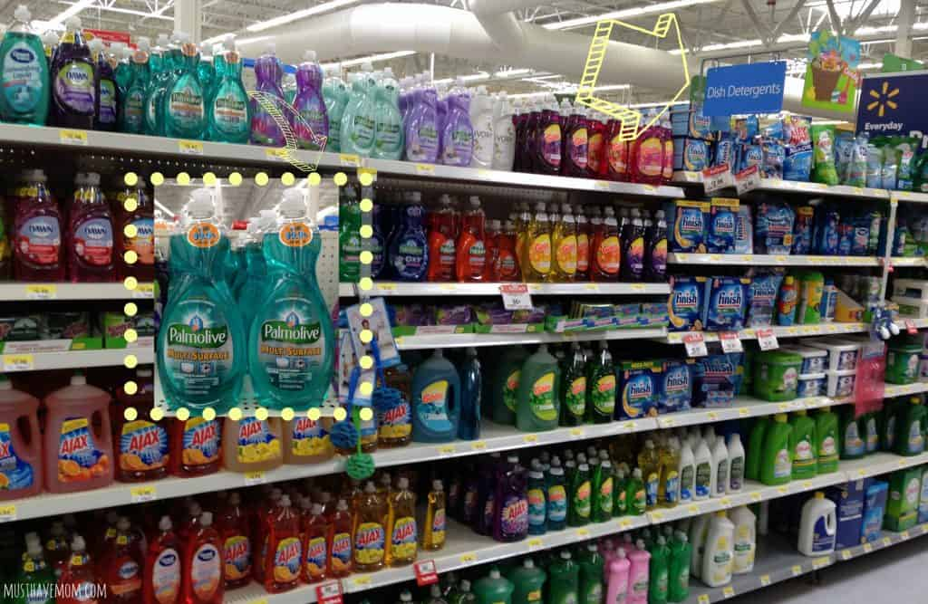 Palmolive Multi-Surface at Walmart