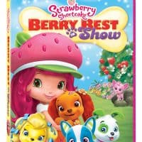 Strawberry Shortcake: Berry Best In Show Free Printable Coloring Sheet + DVD Giveaway!